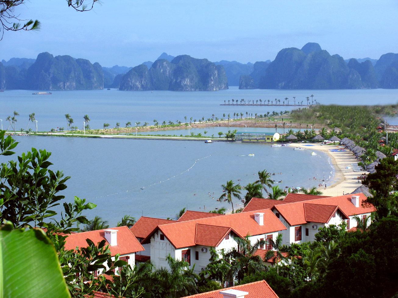 Đặt phòng Tuần Châu Resort Hạ Long