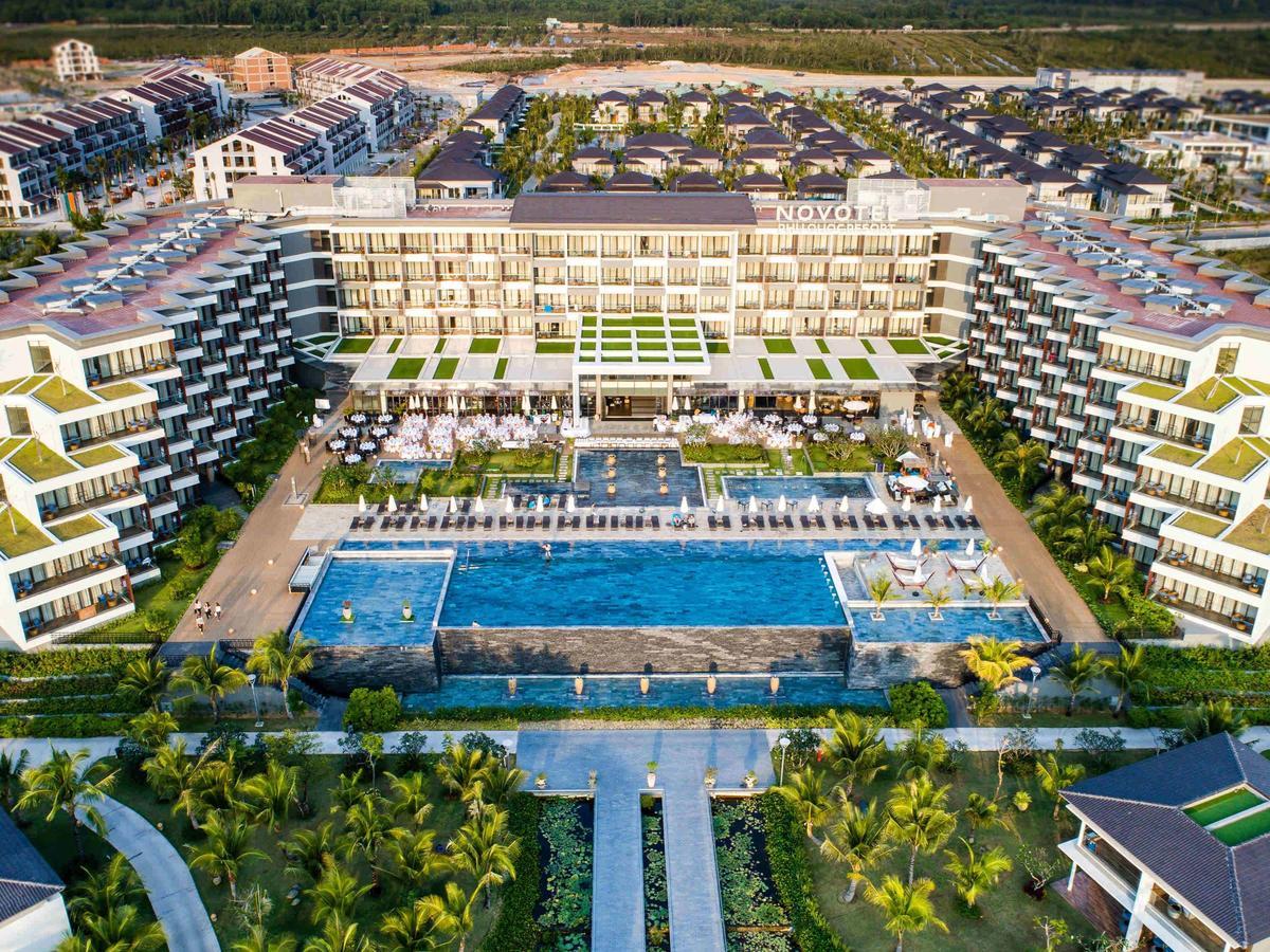 Khuyến mại hè Novotel Phú Quốc