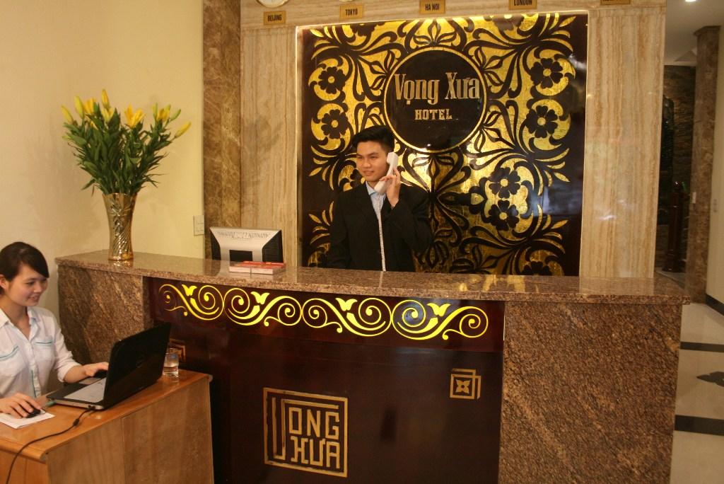 Đặt phòng Khách sạn Vọng Xưa