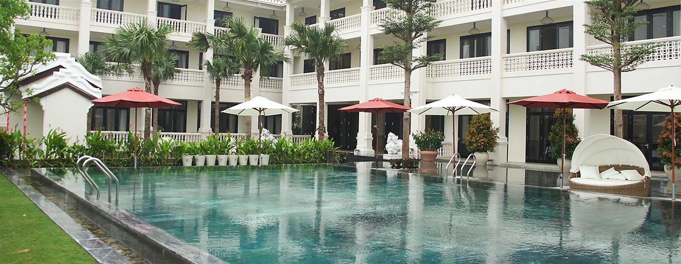 Khách sạn Thanh Bình Riverside