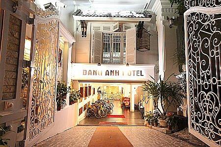 Đặt phòng Khách sạn Đặng Anh