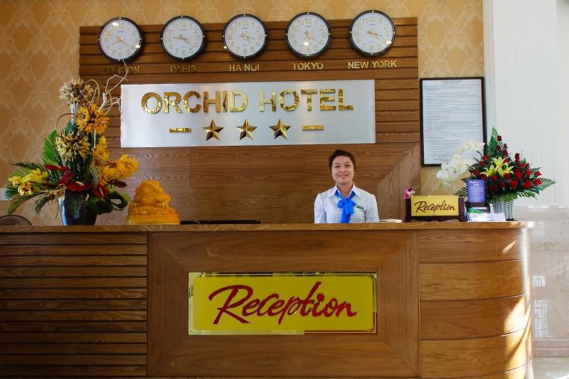 Đặt phòng Khách sạn Orchid Đà Nẵng
