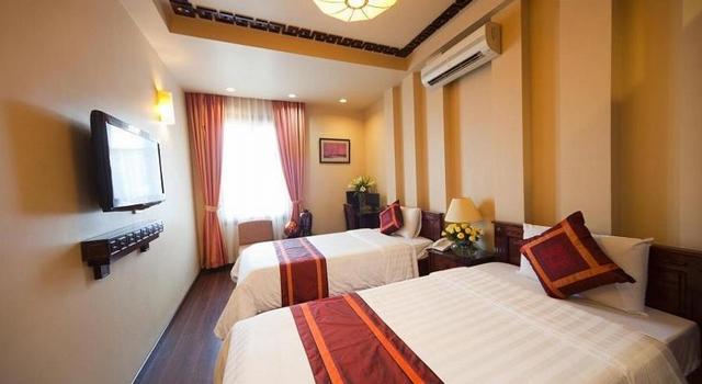 Đặt phòng Khách sạn Hanoi Blue Lotus
