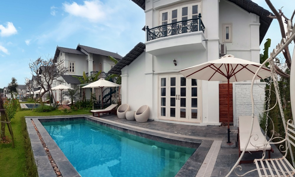 Vườn Vua Resort and Villas