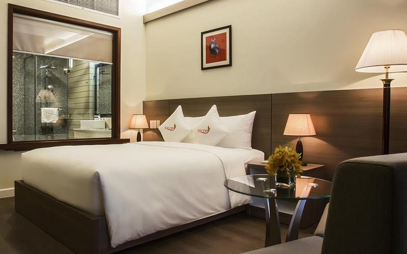 Khách sạn Nalod Đà Nẵng 4 Sao Sát Biển Trung Tâm Cực Đẹp