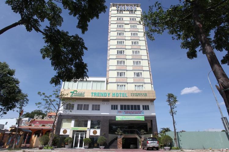 Đặt phòng Khách sạn Trendy