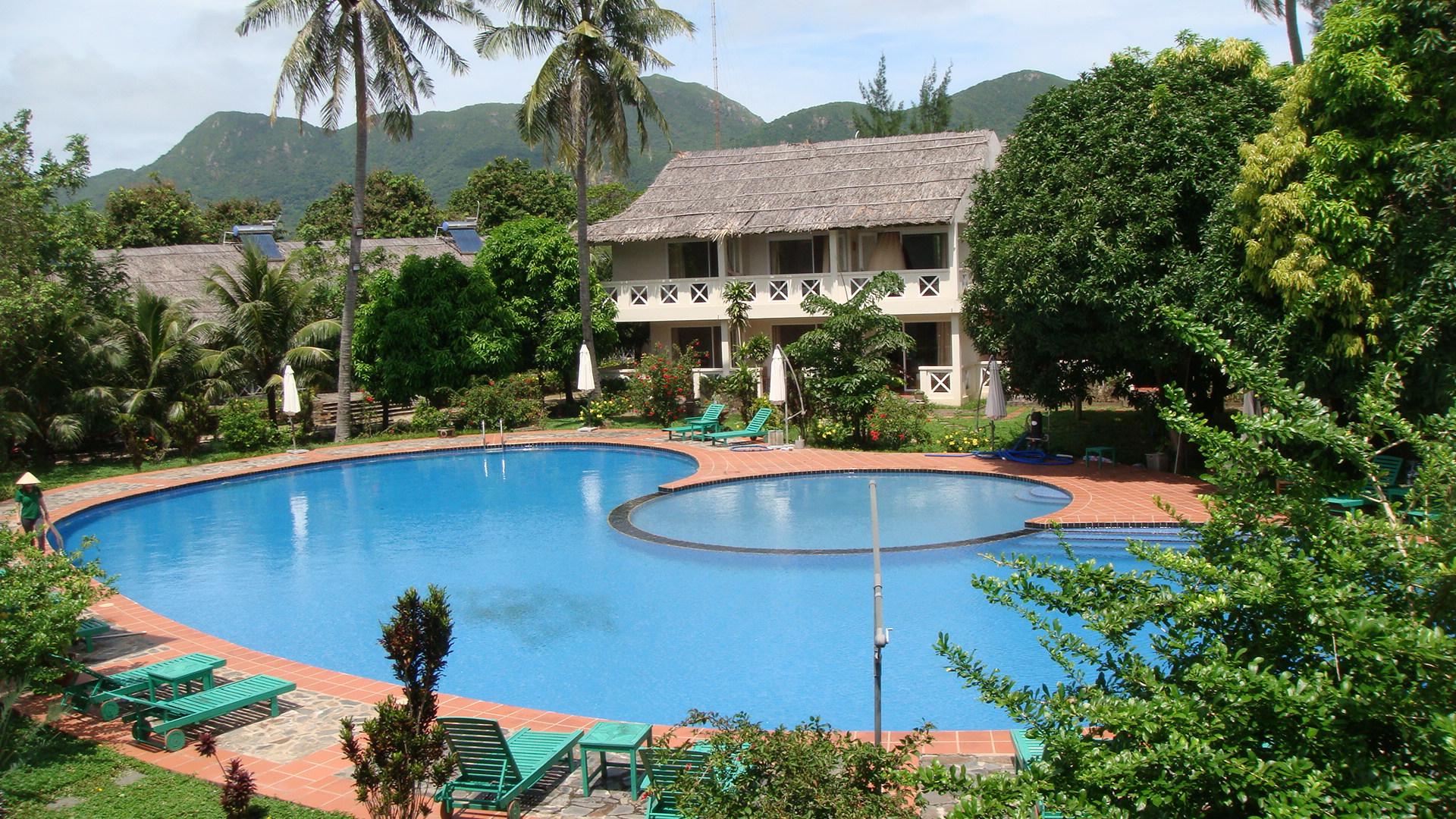Khách sạn ATC Côn Đảo