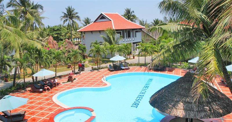 Đặt phòng Hội An Beach Resorts