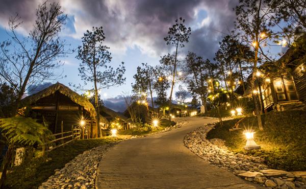 Khách sạn Sapa Jade hill