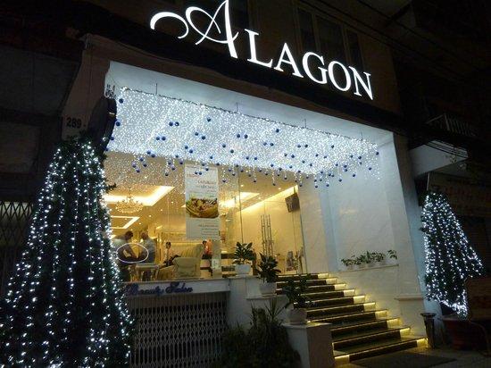 Kết quả hình ảnh cho ALAGON SAIGON HOTEL & SPA
