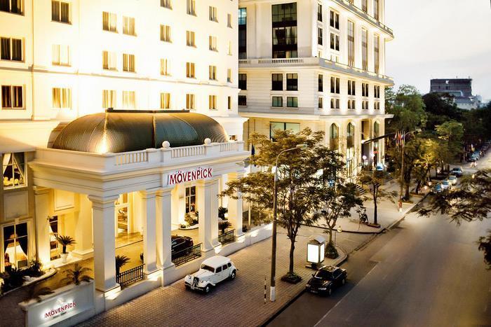 Đặt phòng khách sạn Movenpick Hà Nội
