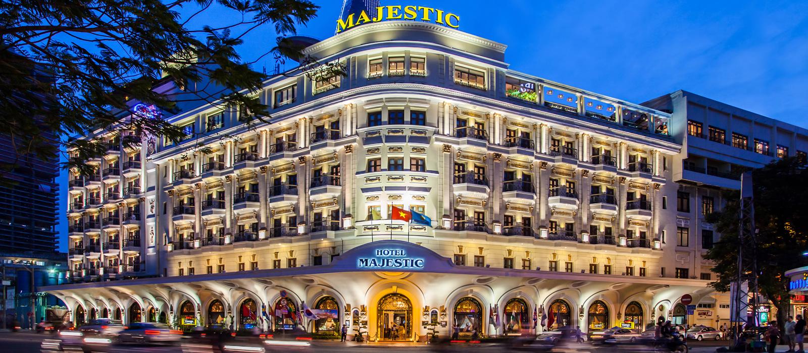 Đặt phòng Majestic Hotel