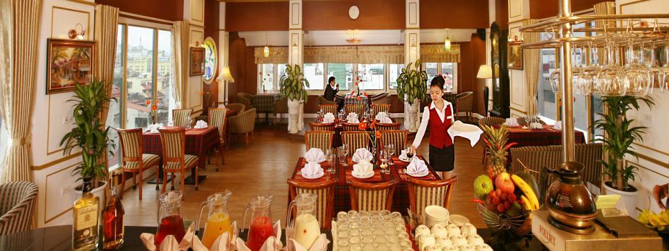 Đặt phòng Khách sạn Hoà Bình Palace