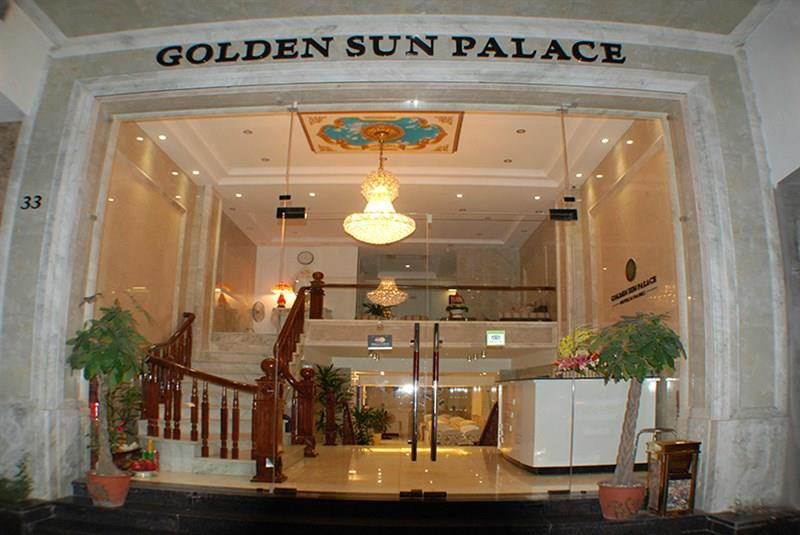 Khách sạn Golden Sun Palace
