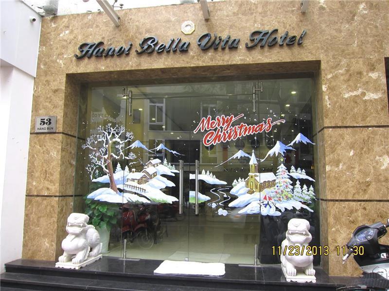 Đặt phòng Khách sạn Bella Vita Hà Nội
