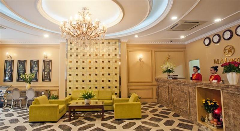 Đặt phòng Khách sạn Mai Hà Nội