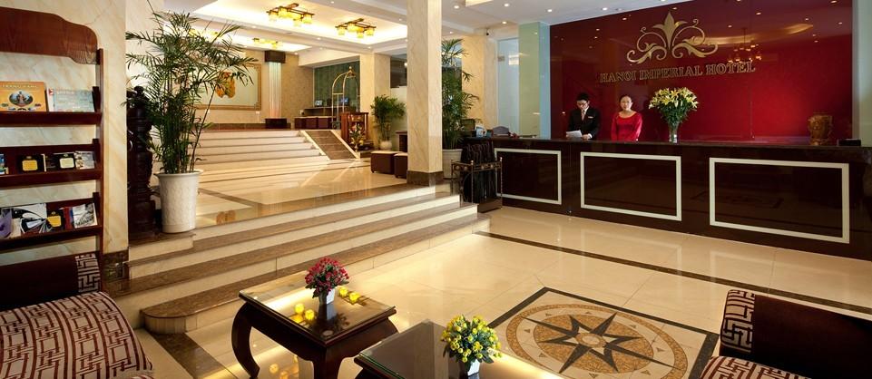 Đặt phòng Khách sạn Imperial Hà Nội