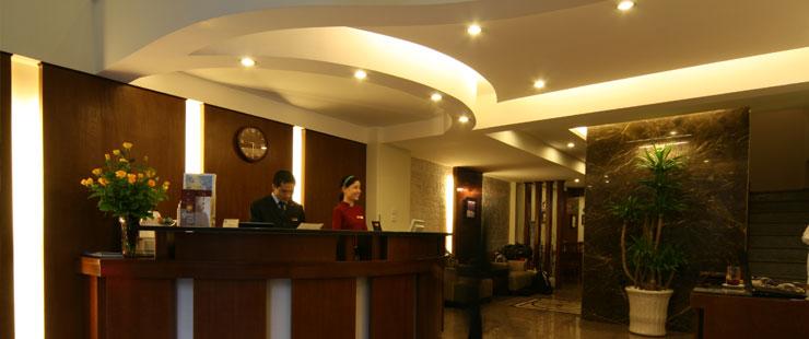 Đặt phòng khách sạn Elegance Ruby