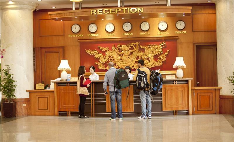 Đặt phòng khách sạn Asean Hạ Long