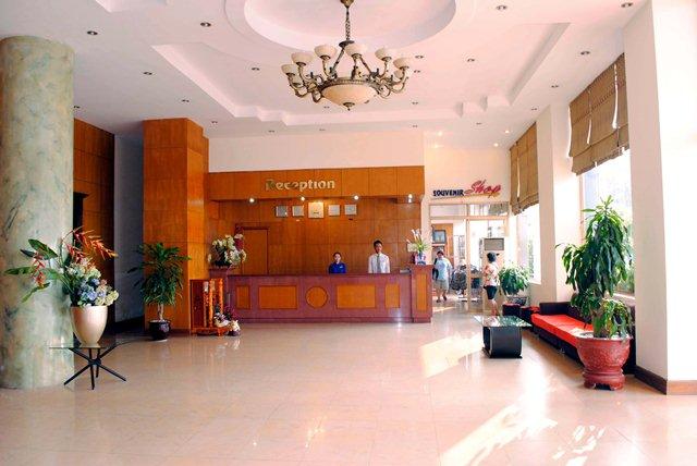 Đặt phòng Khách sạn Vân Hải