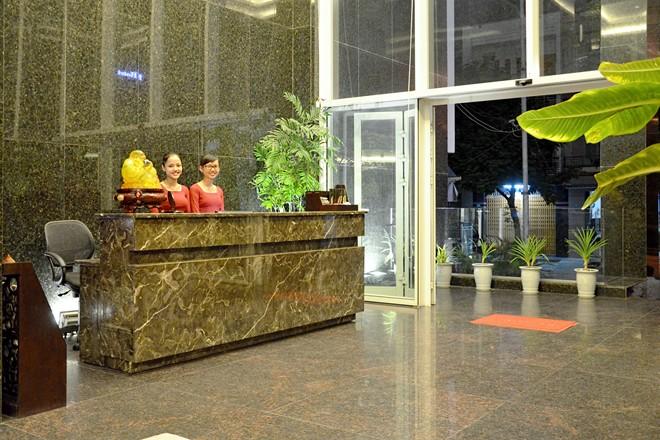 Đặt phòng Khách sạn D&C