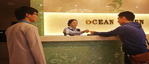 Đặt phòng Khách sạn Ocean Haven
