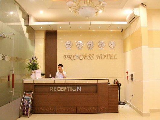 Đặt phòng Khách sạn Princess Đà Nẵng