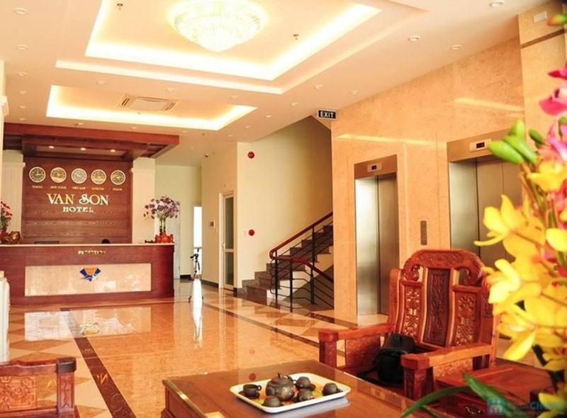 Đặt phòng Khách Sạn Vân Sơn