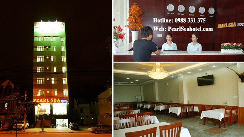 Đặt phòng Khách sạn Pearl Sea