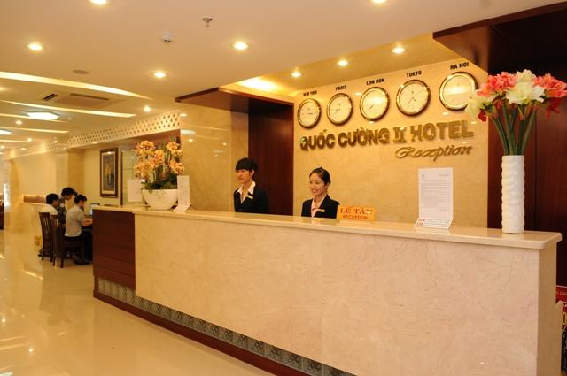 Đặt phòng Khách sạn Quốc Cường 2