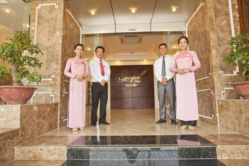 Đặt phòng Khách sạn Angel
