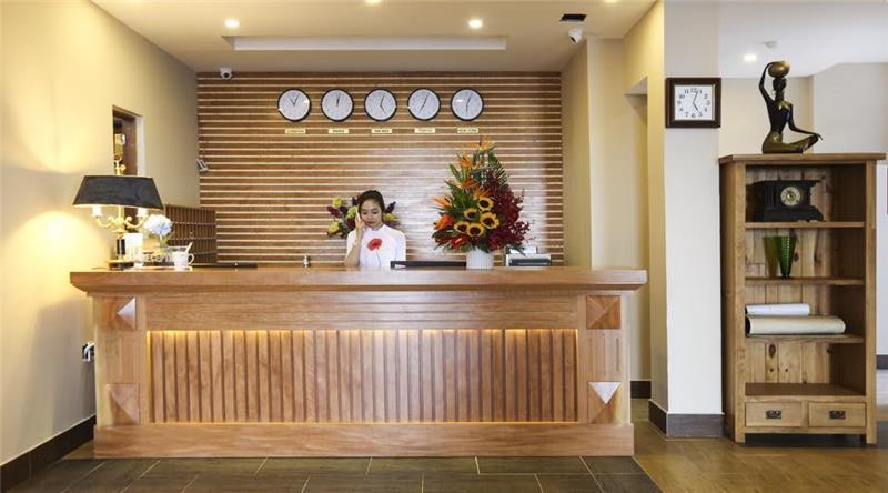 Đặt phòng Khách sạn Jazz Đà Nẵng