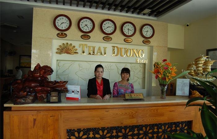 Đặt phòng Khách sạn Thái Dương