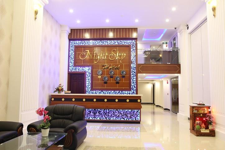 Đặt phòng khách sạn Night Sky Đà Nẵng