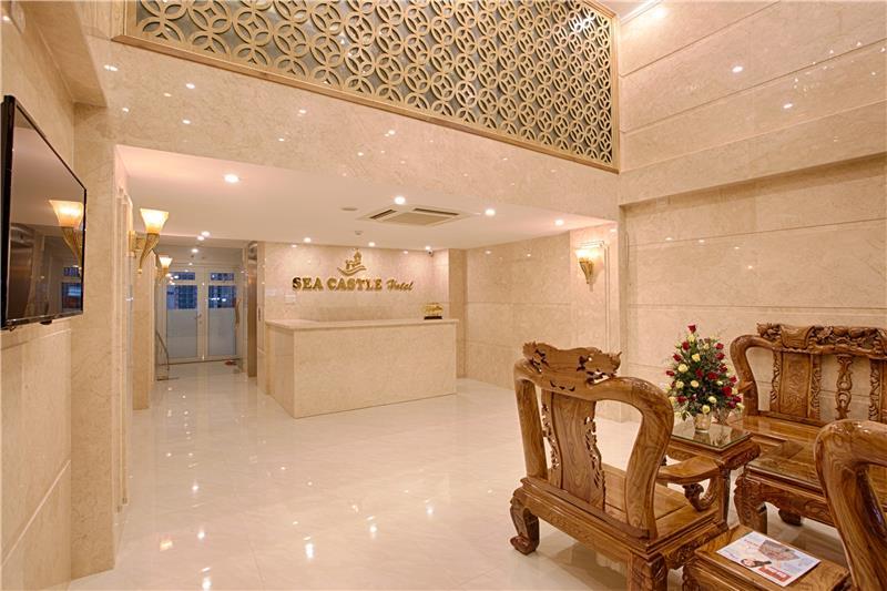 Đặt phòng Khách sạn Sea Castle