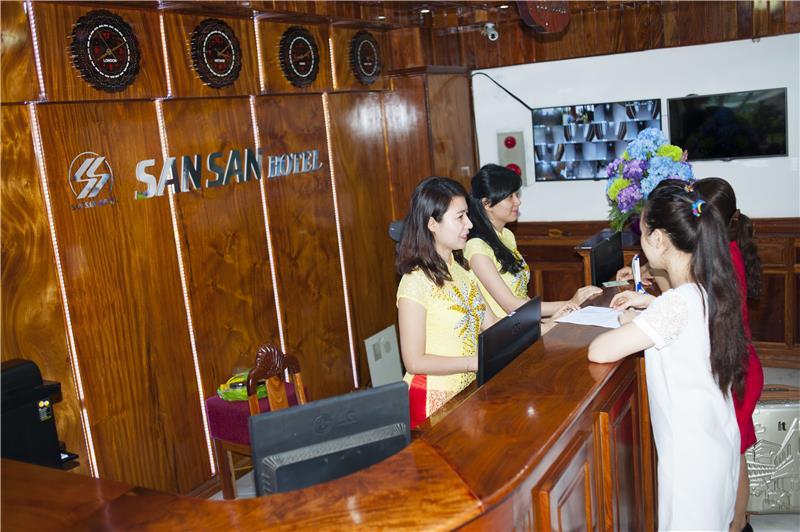 Đặt phòng Khách sạn San San Đà Nẵng
