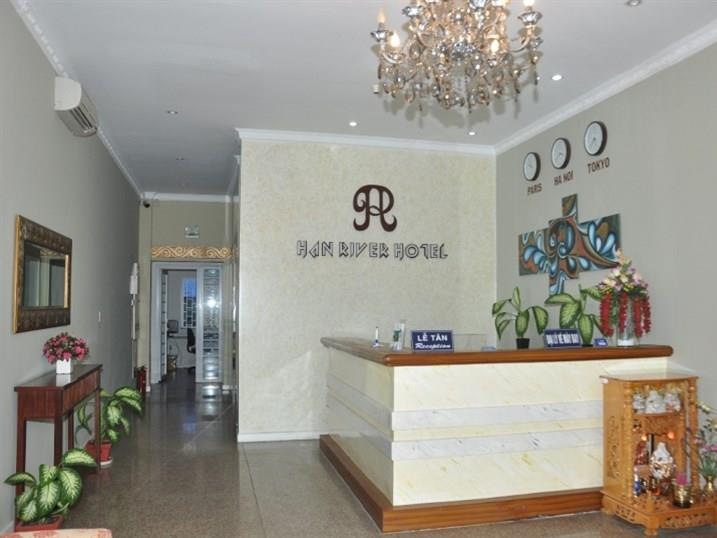 Đặt phòng Khách sạn Han River Đà Nẵng