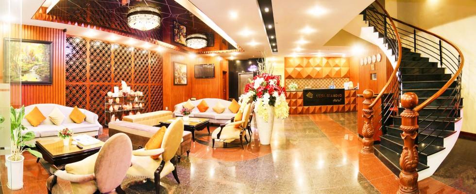 Đặt phòng Khách sạn Luna Diamond
