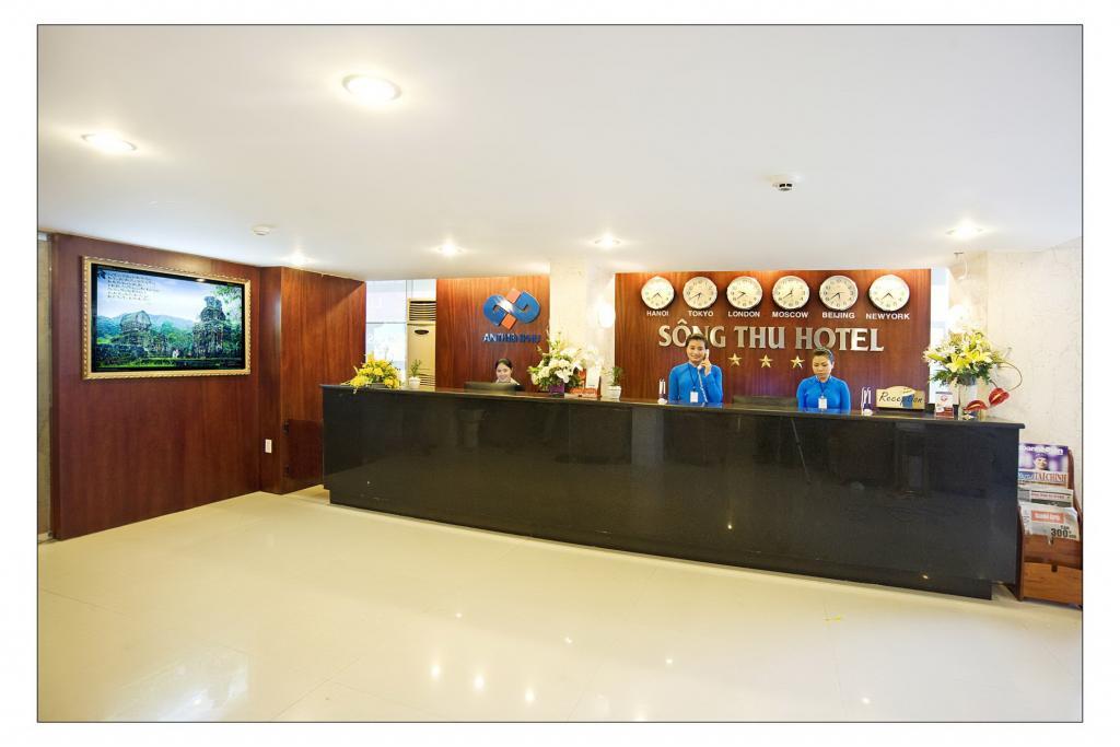 Đặt phòng Khách sạn Sông Thu