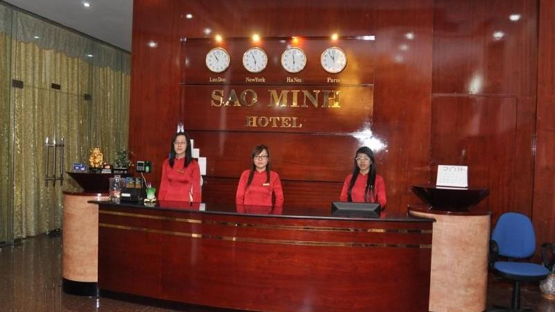 Đặt phòng Khách sạn Sao Minh