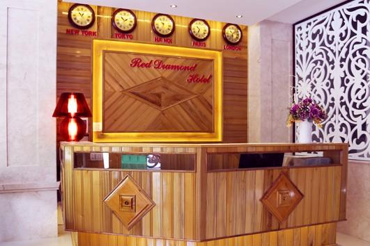 Đặt phòng Khách sạn Red Diamond