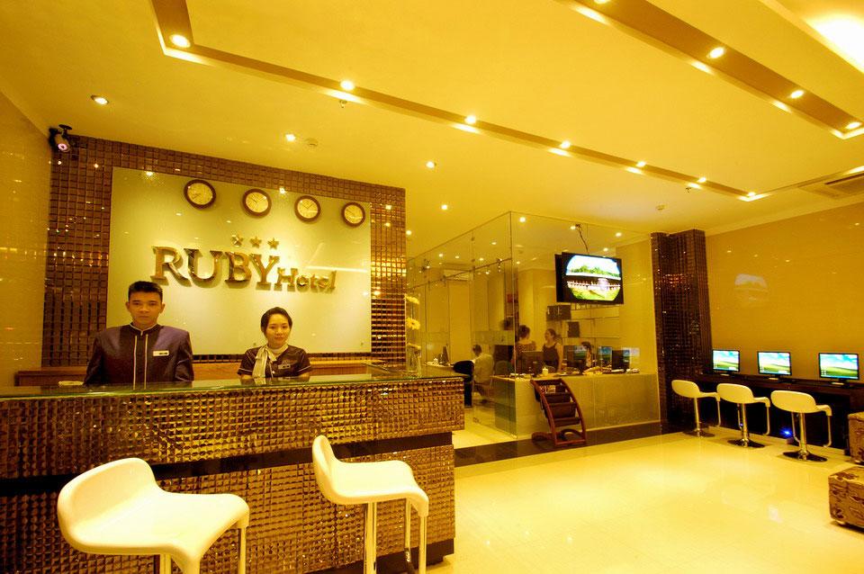 Đặt phòng Khách sạn Ruby