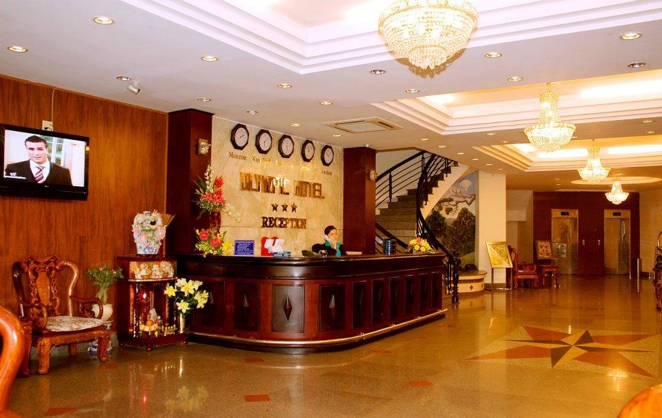 Đặt phòng Khách sạn Olympic