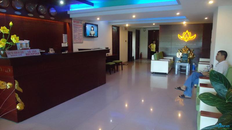 Đặt phòng Khách sạn Golden Lotus (Sen Vàng)