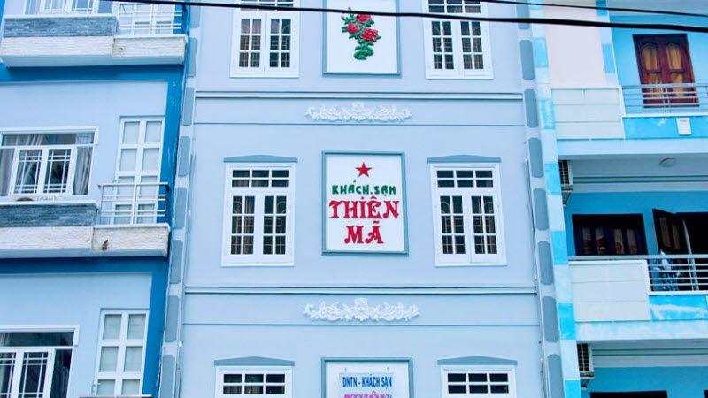 Đặt phòng Khách sạn Thiên Mã