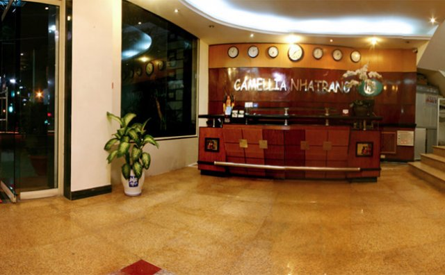 Đặt phòng Khách sạn Camellia