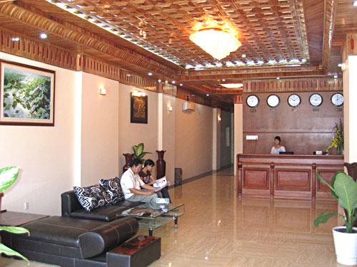 Khách sạn Thăng Long Nha Trang