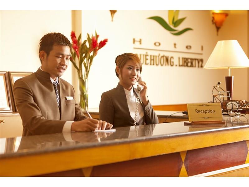 Khách sạn Quê Hương – Liberty 2