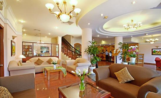 Khách sạn Quê Hương 4