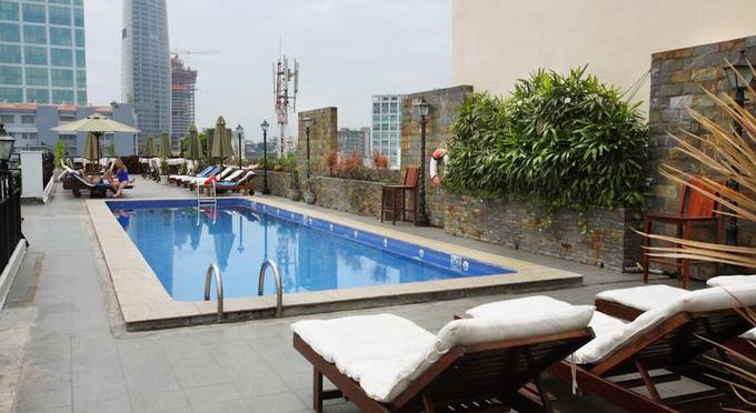 khách sạn Rex Hotel